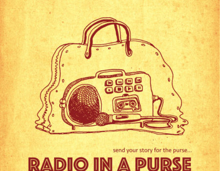 RADIO IN A PURSE